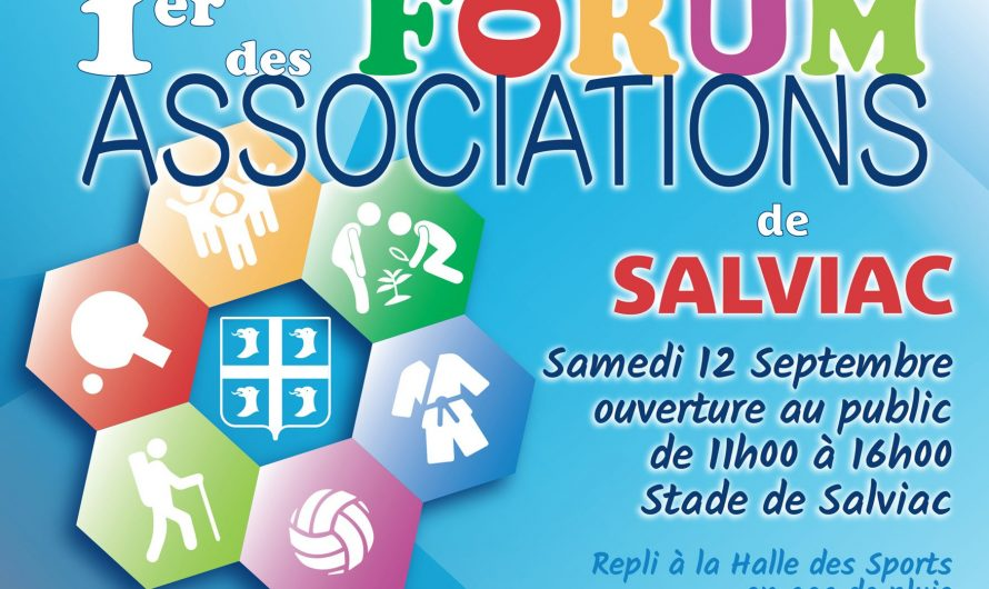 Forum des Associations à Salviac